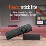 Fire TV Stick with Alexa Voice - Lite Only $17.99!