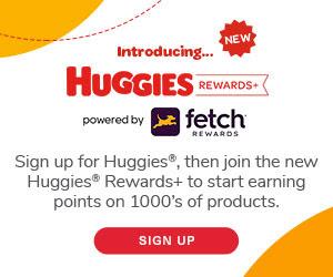 Attention Mommas! Register for Huggies Rewards!