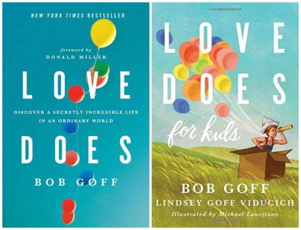 Love Does and Love Does for Kids as low as $7.84 each!