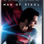 Man of Steel Blu-ray or DVD as low as $3.74!