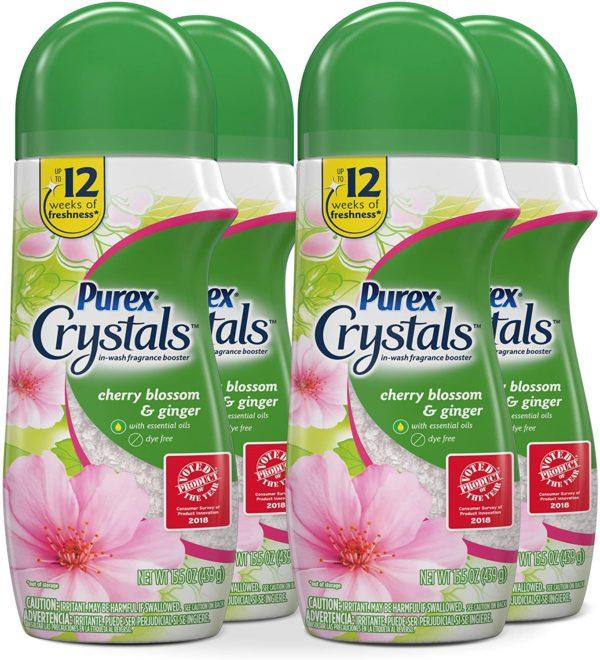 Purex Crystals In-Wash Scent Booster