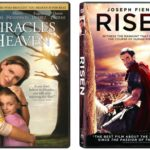 Risen and Miracles from Heaven DVD as low as $7.96!