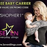 FREE Baby Carrier from Seven Slings!