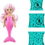 Barbie Color Reveal Chelsea Mermaid Doll Only $7.49!