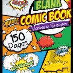 Draw Your Own Comic Book Only $5.99!