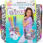 Color Your Own Unicorn Messenger Bag Only $9.97!