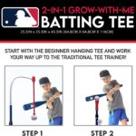 Franklin Sports 2-in-1 Grow-with-Me Batting Tee Only $27.79 Shipped!