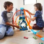 Hot Wheels Track Builder Unlimited Triple Loop Kit Only $15 (Reg. $30)!