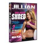 Jillian Michaels Workout DVDs - One Week Shred Only $7.25!!