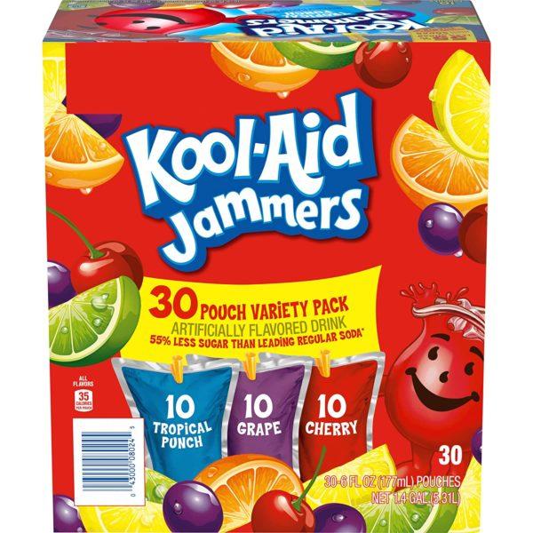 Kool-Aid Jammers Variety Pack