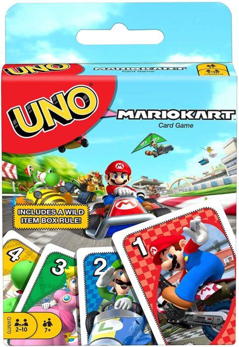 Mario Kart Uno
