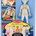 Melissa & Doug Magnetic Human Body Play Set Only $8.99!