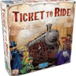 Ticket to Ride Board Game Only $24.74! Reg. $54.99!