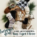 Cents of Style Slippers, Socks & Hats - Buy 1, Get 1 FREE!
