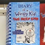 Diary of a Wimpy Kid The Deep End Only $7.38!!