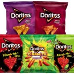 Doritos Hot & Spicy Tortilla Chip Variety Pack 40ct as low as $10.82 Shipped!