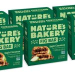 Nature's Bakery Fig Bars, 6 Boxes as low as $12.58 Shipped ($2.09 Each)!