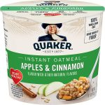 Quaker Instant Oatmeal Express Cups 12-Pack as low as $10!
