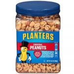 Planters Salted Peanuts 35-Ounce Canister as low as $3.86!