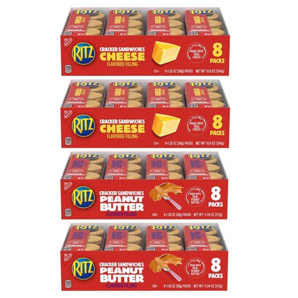 Ritz Cracker Snack Packs