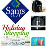 Holiday Shopping at Sam's Club!