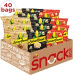 Smartfood Popcorn Variety Pack 40-Count Only $9.7 Today Only!!