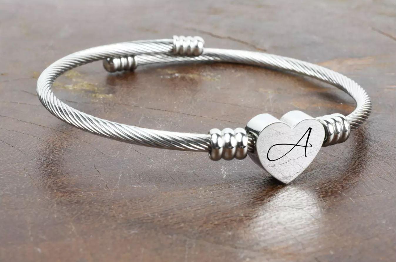 Sterling Silver Heart Bracelet Only $7.99 (Reg. $80) + FREE Shipping!!