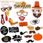 Thanksgiving Photo Booth Props Only $7.99!