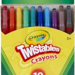 Crayola Twistables Crayons 10-Count Only $1.97! Lowest Price!