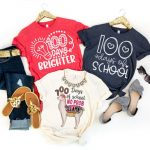 100 Days of School Tees Only $14.99 (Reg. $30)! SO CUTE!