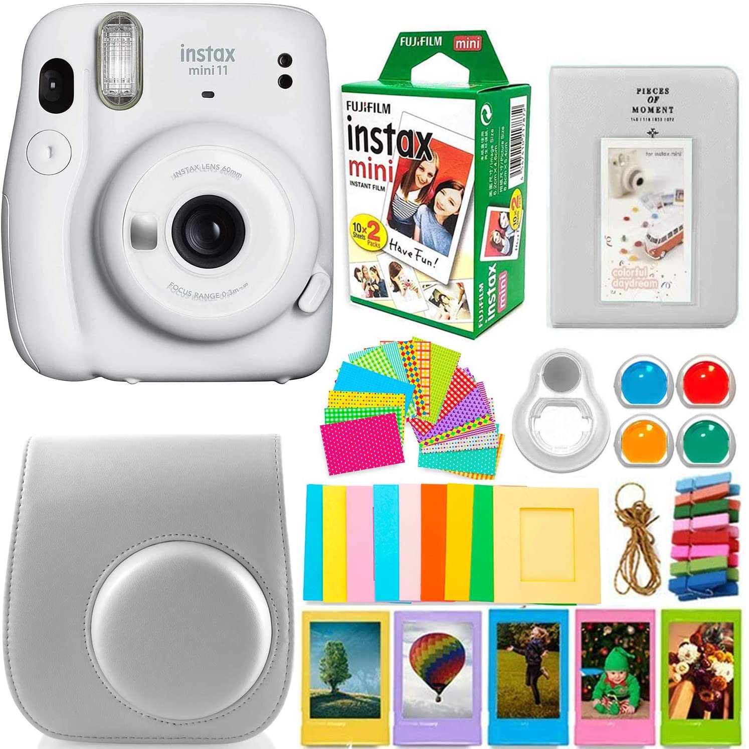 Fujifilm Instax Mini 11 Camera Bundle Only $99.95! This is the Best Price I'm Seeing!