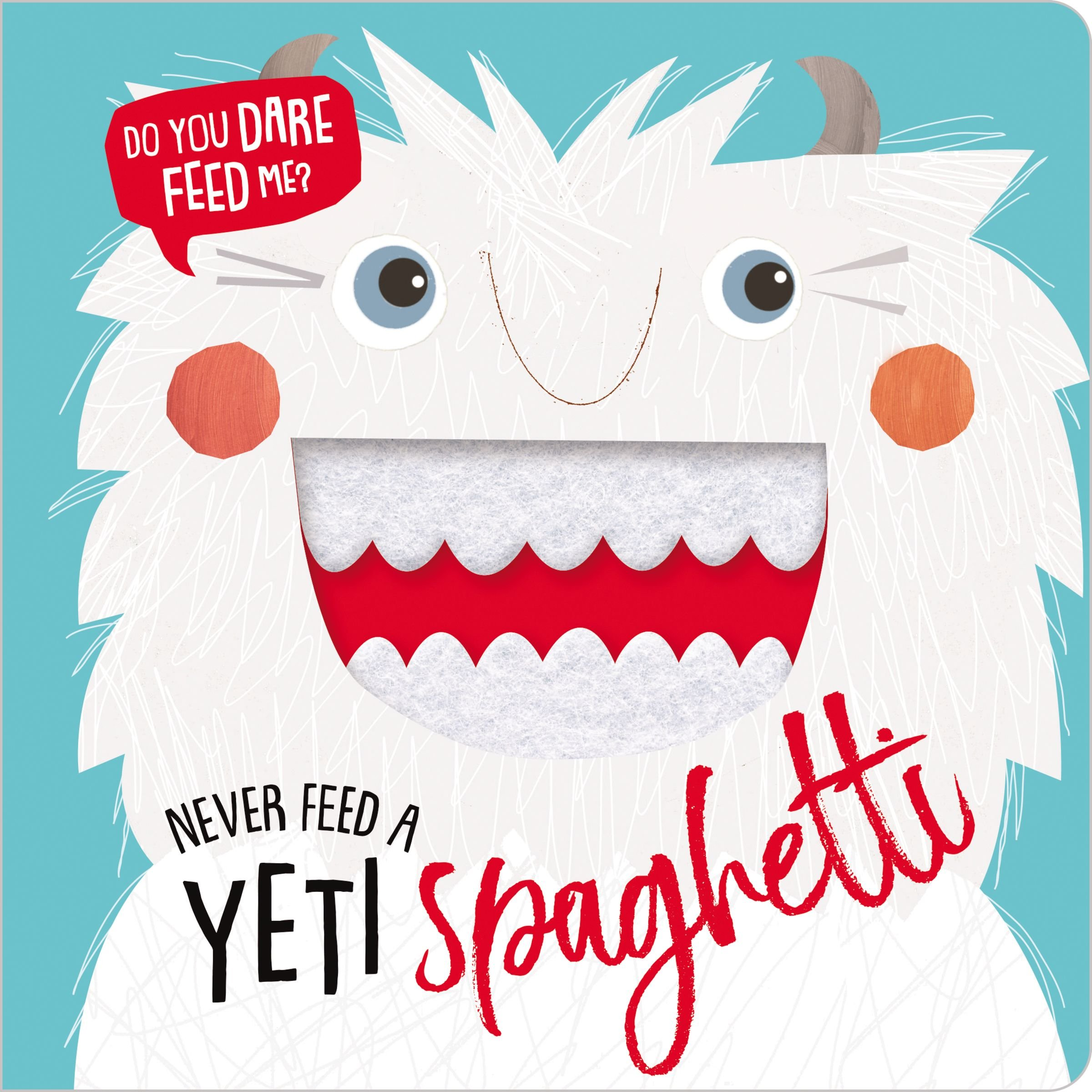 Never Feed a Yeti Spaghetti Book Only $4.25 after Coupon!