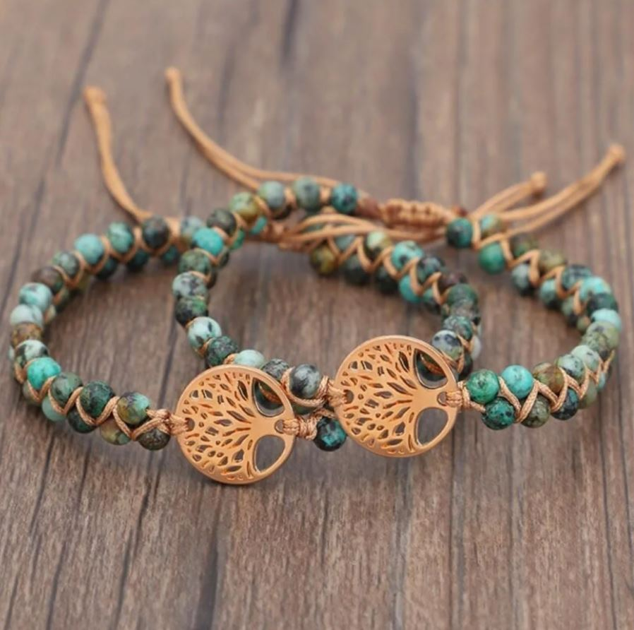 Tree of Life Charm Bracelet on Sale NOW $8.90, WAS $32!!