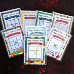 Valentine's Tic Tac Toe Game 12-Pack Only $4.99 (Reg. $13)!