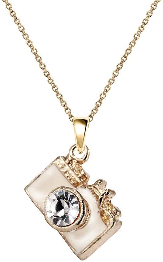 Camera Necklace Only $8.99!