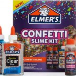 Slime Kits on Sale! Elmer's Confetti Slime Kit Only $8.47!