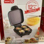 Dash Egg Bite Maker Only $15.99 - Easily Make Eggs for Breakfast!