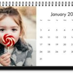 Desktop Calendars on Sale for 50% Off This Week!!