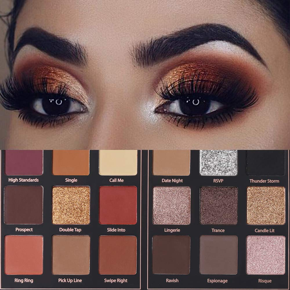 Eyeshadow Palettes on Sale! Get an 18-Color Palette for $9.99!