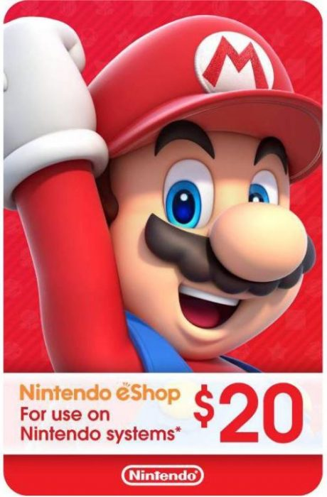 Gaming Gift Card Deals