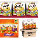 Pepperidge Farm Goldfish on Sale! Save on Multi-Packs & Stock Up!