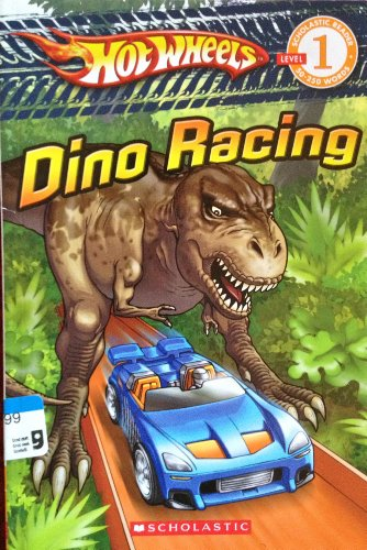 Hot Wheels Dino Racing