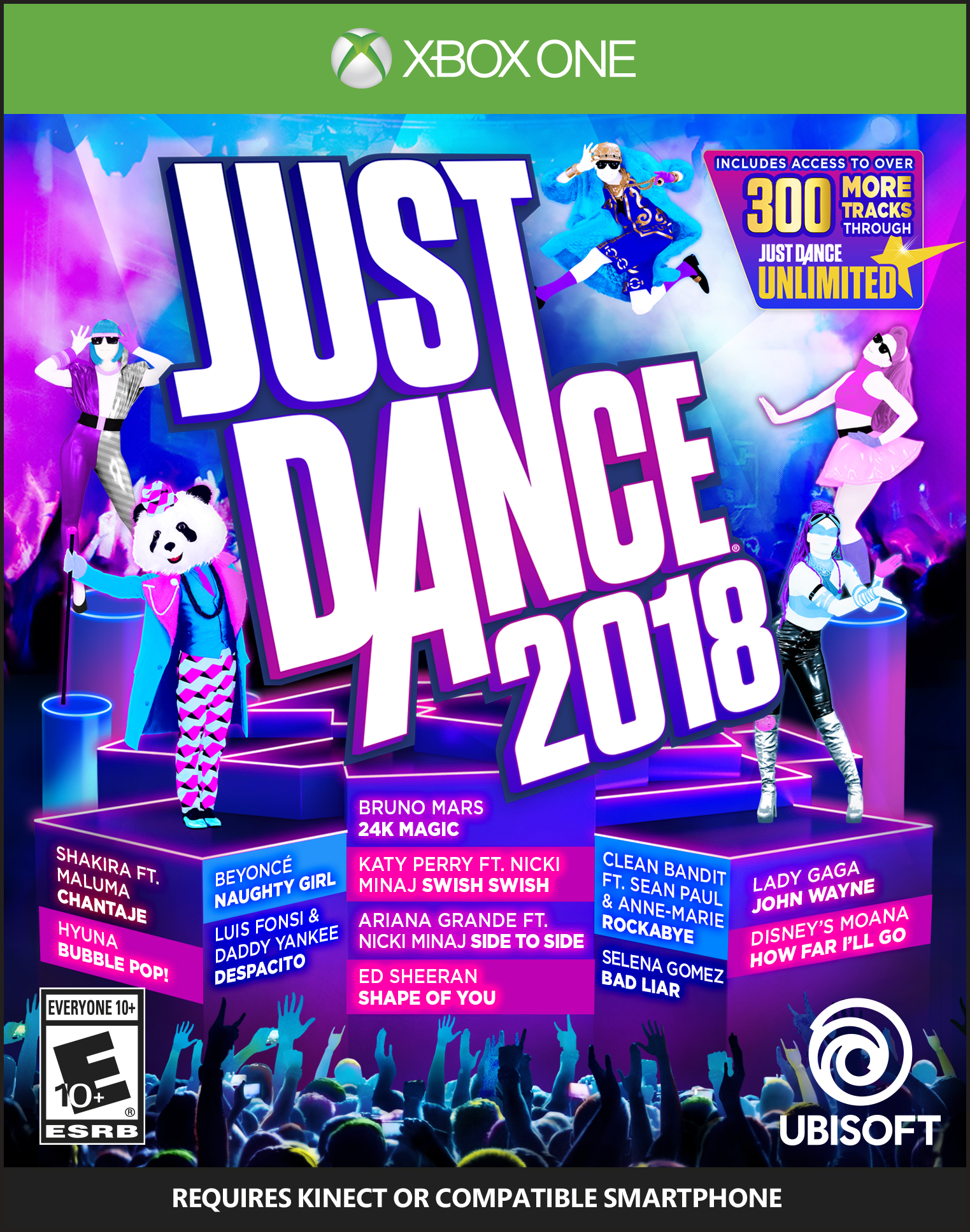 Just Dance Game on Sale! Get Just Dance 2018 for $10.53 (Reg. $60)!!