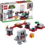 LEGO Super Mario Sets on Sale! Whomp's Lava Trouble Set Only $15.99!