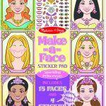 Melissa & Doug Make-a-Face Sticker Pad Only $2.23!! Arrives Before Christmas!