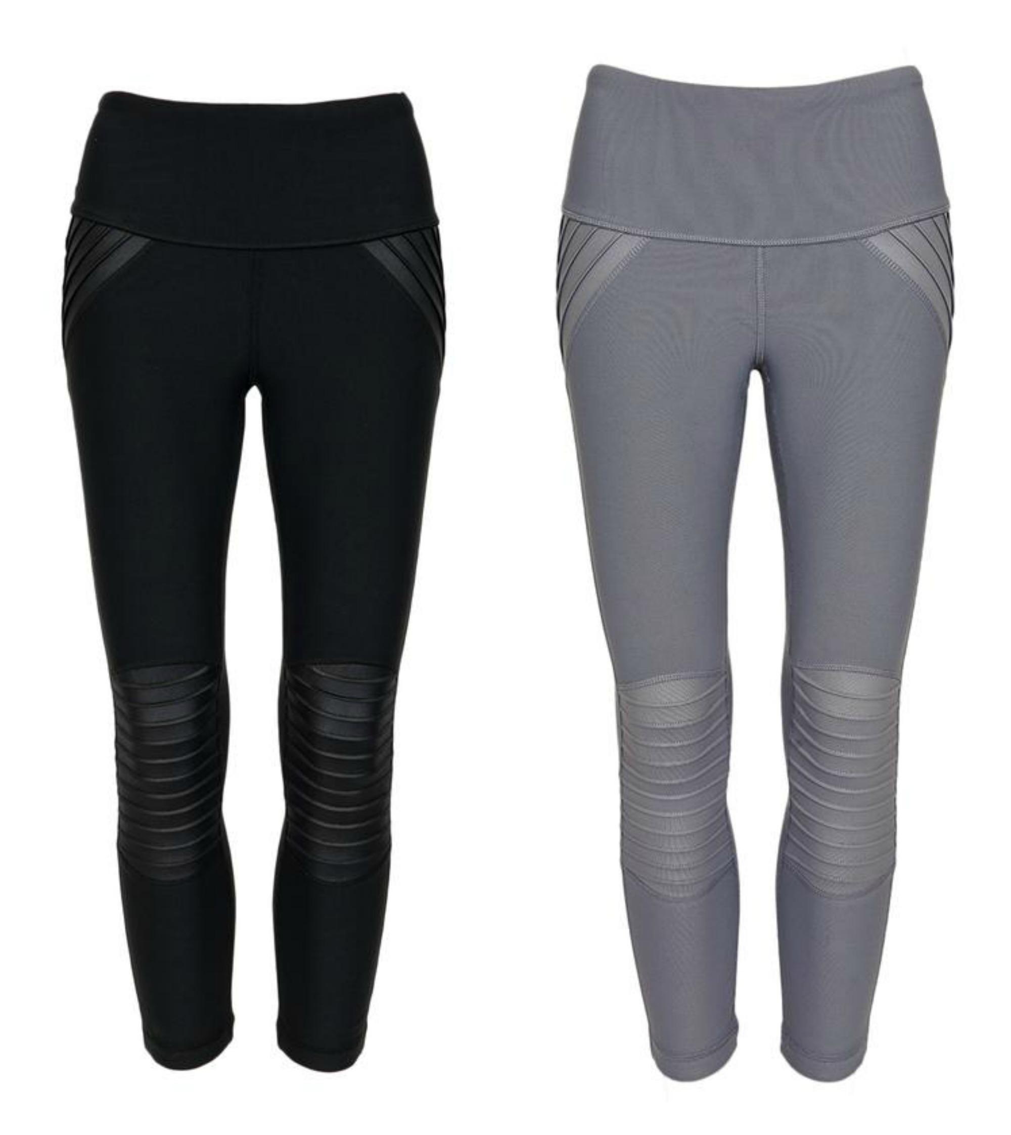 Women's Moto Capris Only 2/$24.9 with Coupon Code!
