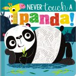 Never Touch a Panda Book Only $4.25 after Coupon!
