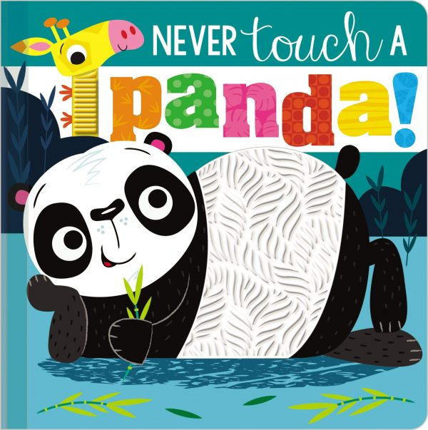 Never Touch a Panda Book