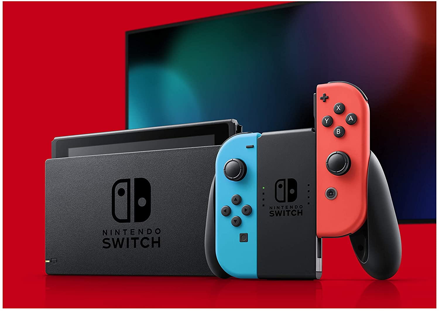 Nintendo Switch IN STOCK!! RUN to Grab Yours!!!