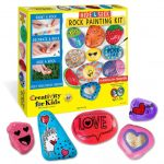 Rock Painting Kits on Sale for $6.49 (Reg. $13)!